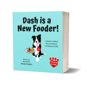 Dash is a New Fooder 3d cover